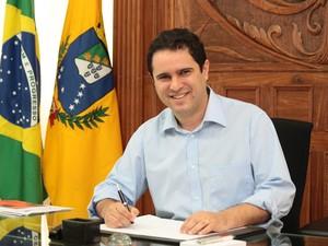 EDIVALDO HOLANDA JR. MOSTRA FORÇA NA CÂMARA