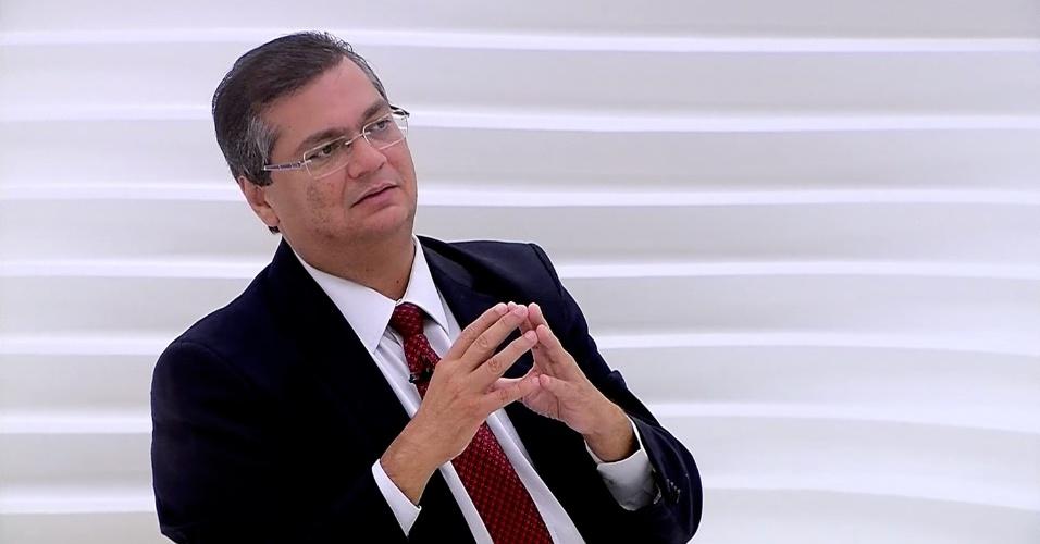 18nov2014---o-governador-eleito-do-maranhao-flavio-dino-pc-do-b-e-entrevistado-no-programa-roda-viva-da-tv-cultura-encerrado-na-madrugada-desta-terca-feira-18-dino-comentou-que-o-senador-jose-1416279489353_956x500