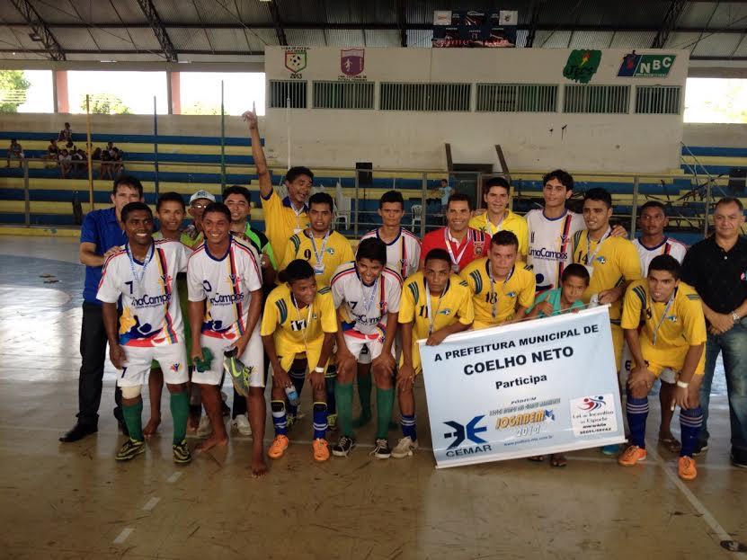 Equipe Campeã Maranhense de Futsal Masculino