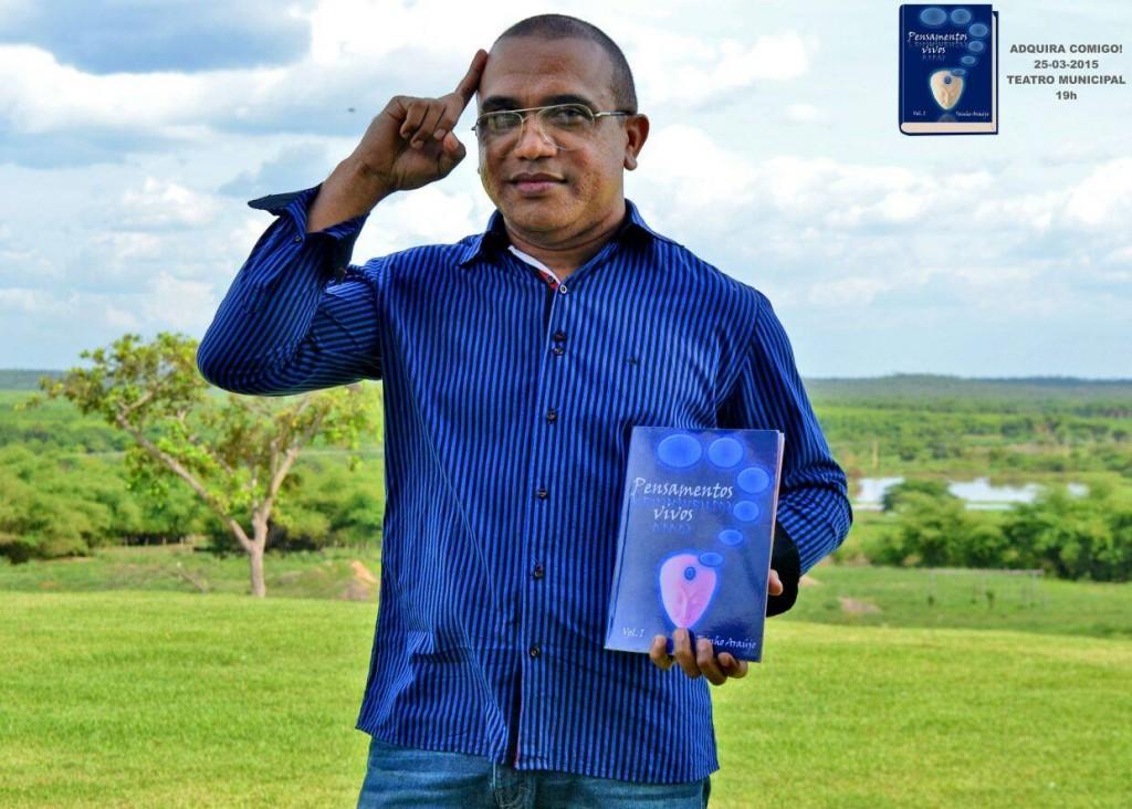 Escritor Toinho Araújo