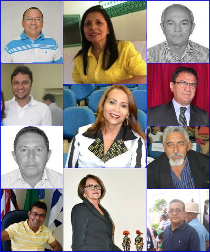 Destes 11 nomes deverá sair o candidato apoiado pelo grupo do prefeito Soliney Silva para as Eleições 2016
