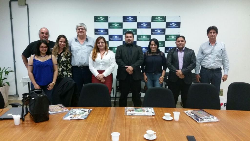 Foto 2 - Reunião na Embrapa sobre biofortificados
