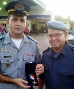 Capitão Fávio sai e o Comando da Polícia Militar ficará a cargo do Capitão Andrade