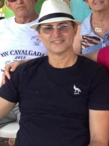 Luis Serra: sobra de auto-confiança e falta de habilidade