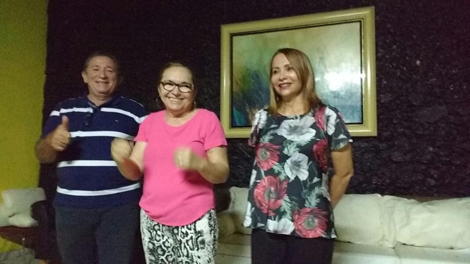 Rosário Leal: volta as origens e apoio do casal Bacelar na disputa por uma vaga na Câmara