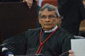 O desembargador José de Ribamar Castro foi o relator do processo (Foto: Ribamar Pinheiro)