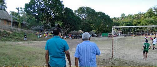 Jademil e Raimundão: juntos na caminhada