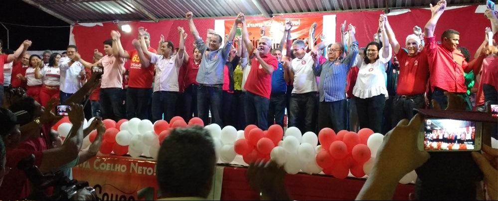 Convenção oposição