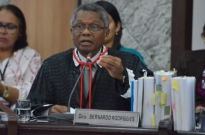 Desembargador José Bernardo Rodrigues refutou os argumentos da defesa do prefeito
