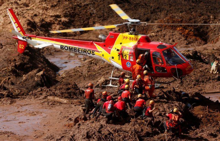 Funcionários da Vale e engenheiros que atestaram segurança de barragem em Brumadinho são presos
