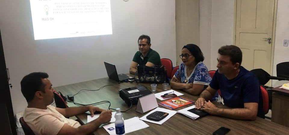 Prefeitura de Afonso Cunha formaliza parceria com a UEMA de Coelho Neto