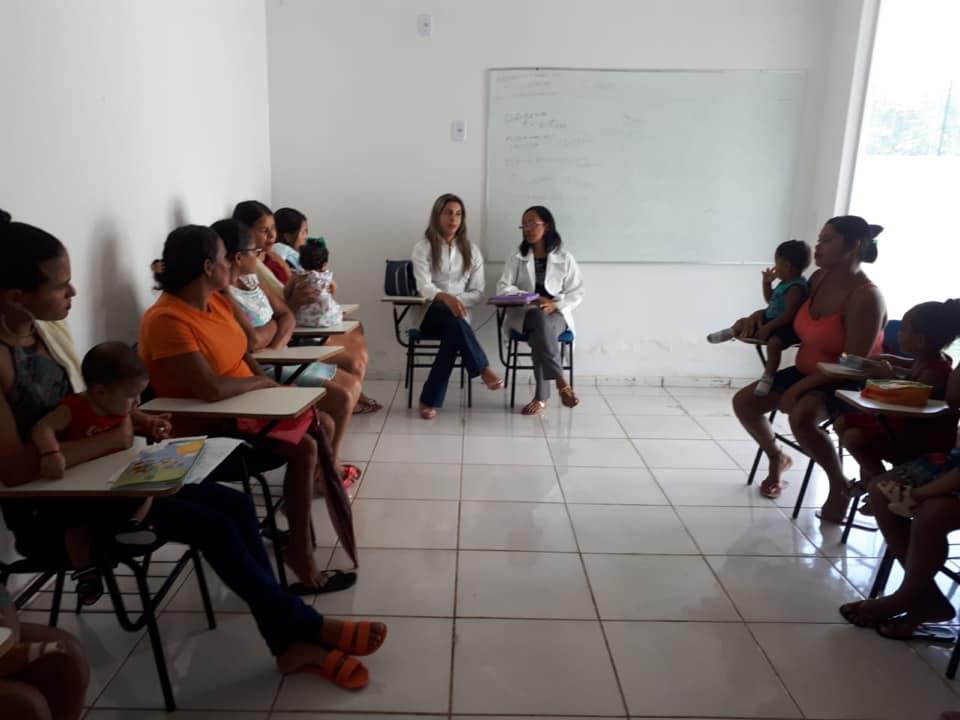 Saúde: NASF mantém rotina de atendimentos em Afonso Cunha