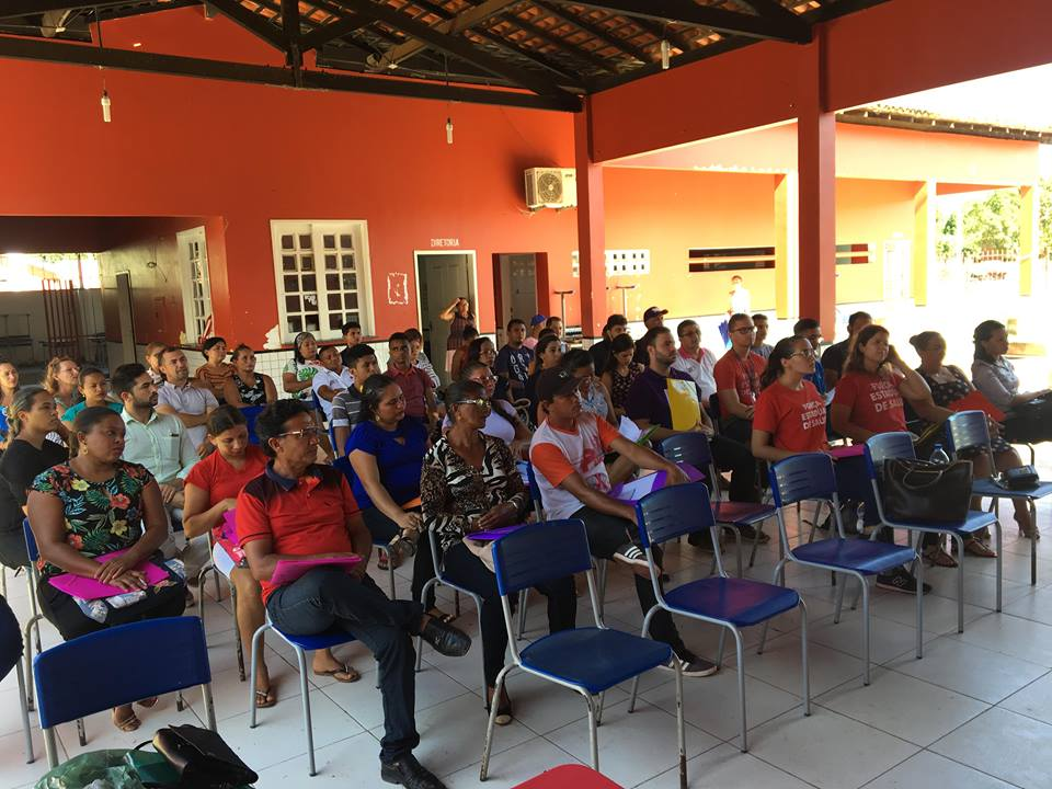 Secretaria de Saúde capacita servidores em Afonso Cunha