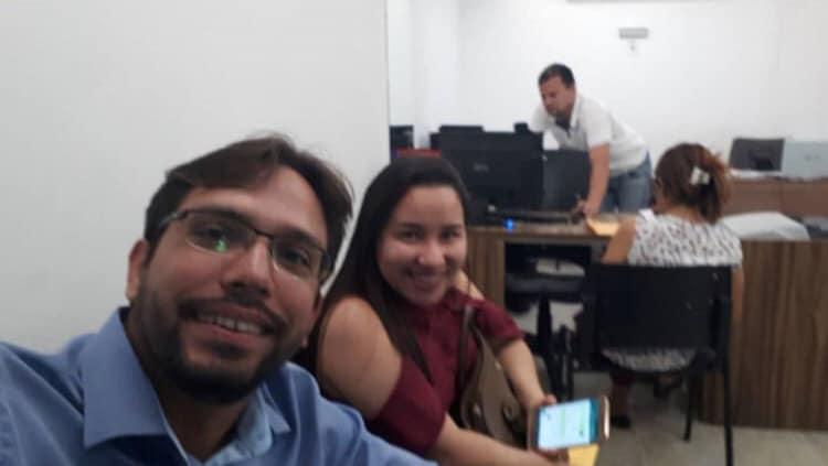 Presidente da Câmara de Coelho Neto cumpre agenda em São Luís