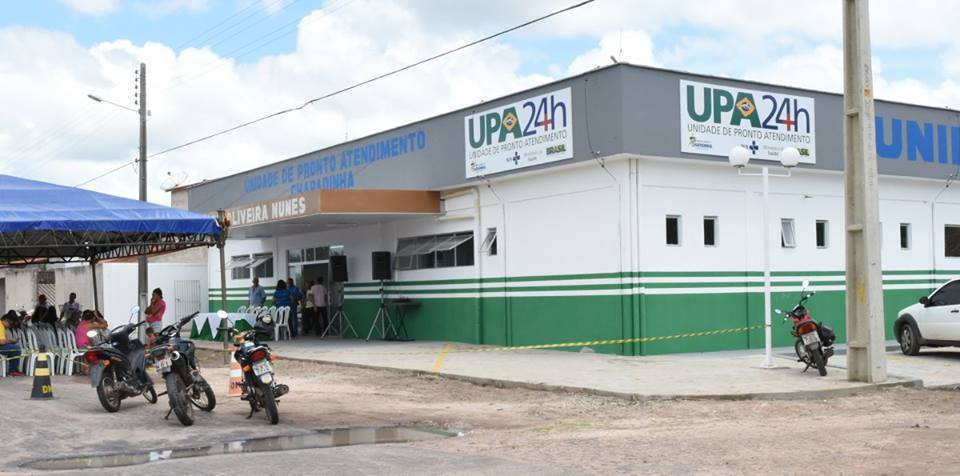 Magno agradece parceria com o Estado e nega fechamento da UPA