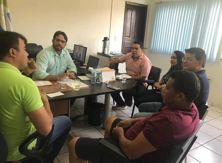 Próximo de retomar os trabalhos, vereadores de Coelho Neto mantém agenda de trabalho