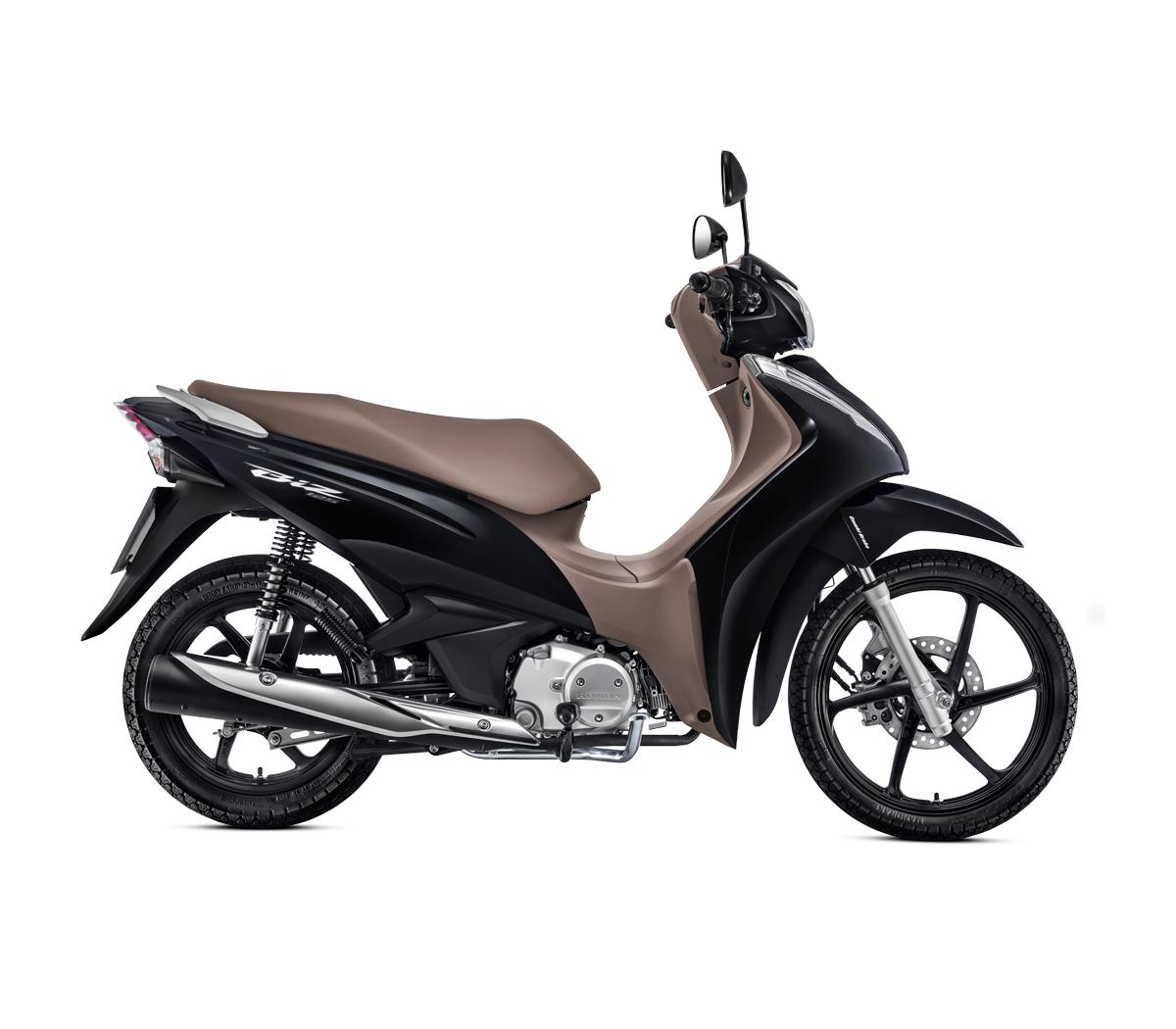Moto Biz roubada em Coelho Neto segue desaparecida