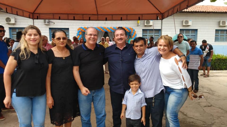 Hildo Rocha anuncia investimento para o Conselho Tutelar de Chapadinha