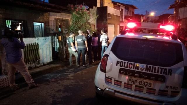 Casal é encontrado morto dentro de casa em São Luís