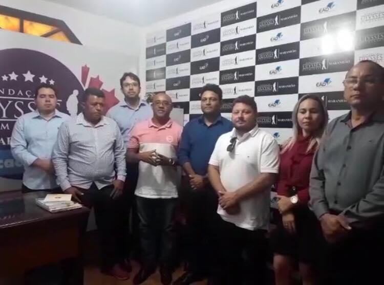 Câmara formaliza parceria com a Fundação Ulysses Guimarães para oferta de cursos para Coelho Neto