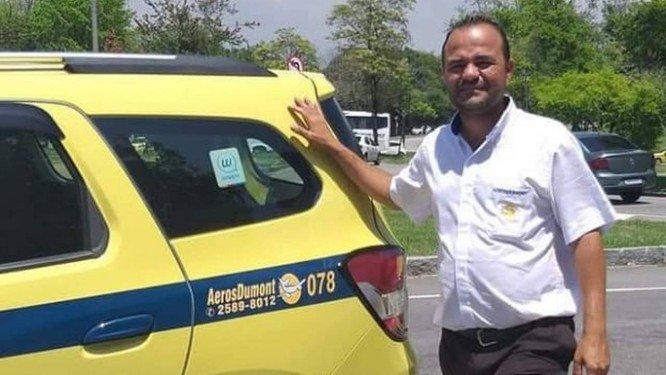 Vascaíno disponibiliza táxi para atender famílias com vítimas em incêndio no Fla