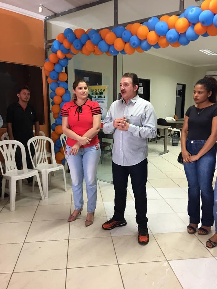 Magno Bacelar garante investimentos na Assistência Social