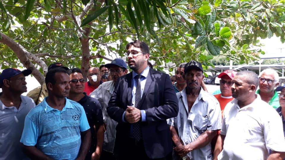 Presidente da Câmara destaca decisão judicial favorável a trabalhadores do Grupo João Santos em Coelho Neto