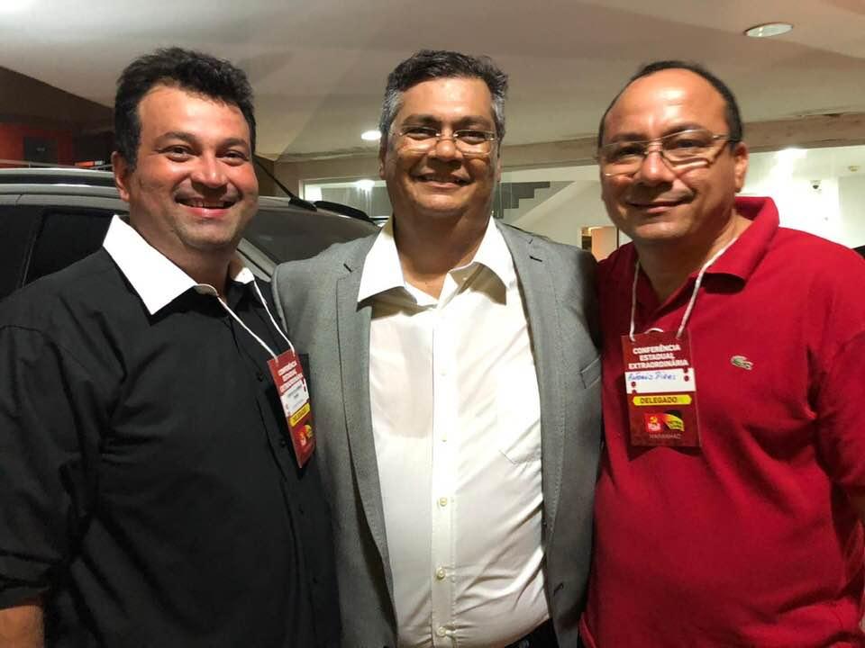 Antônio Pires participa de Conferência do PCdoB em São Luís