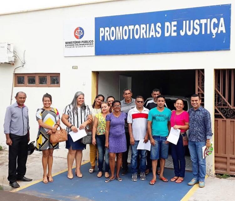 Com inércia do SINTASP, Comissão de Servidores vai à justiça para garantir direitos em Coelho Neto