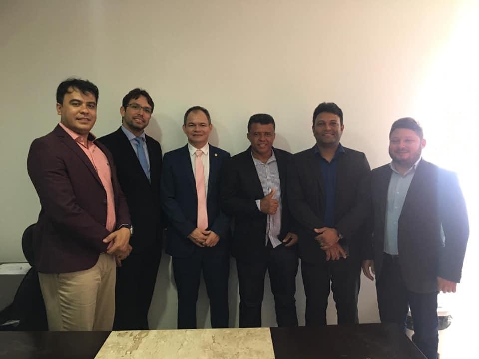 Rafael Leitoa garante empenho na questão de trabalhadores do Grupo João Santos