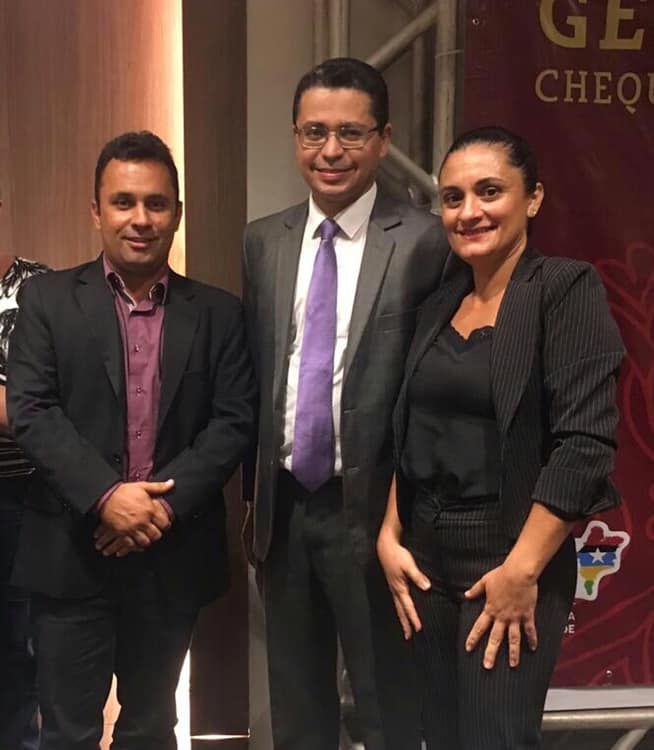 Prefeito de Afonso Cunha participa de adesão ao Programa Cheque Cesta Básica – Gestante