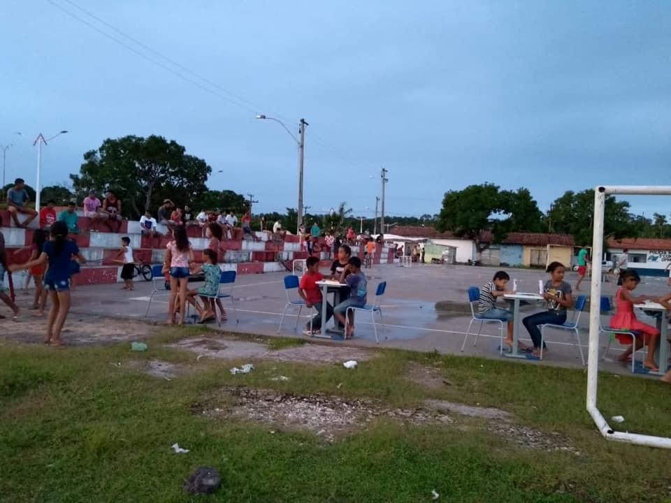 """Como parte das ações do Selo Unicef, Prefeitura de Afonso Cunha promove """"Dia D"""" do esporte seguro e saudável"""