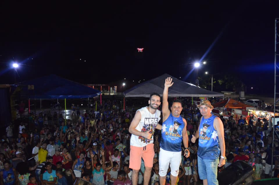 Bora Bora e Leide Santos marcam encerramento do Carnaval 2019 em Afonso Cunha