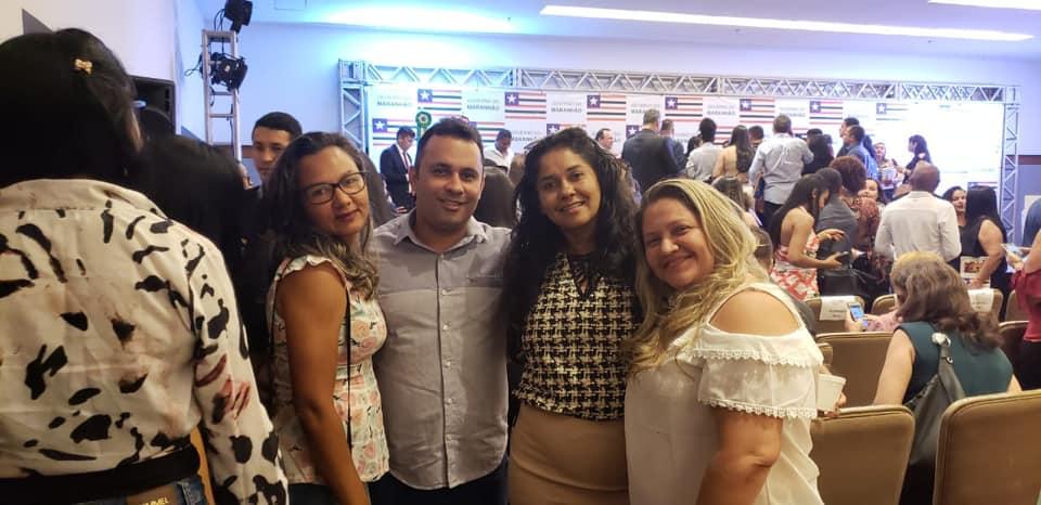 Prefeito de Afonso Cunha participa do lançamento do Pacto Estadual de Aprendizagem