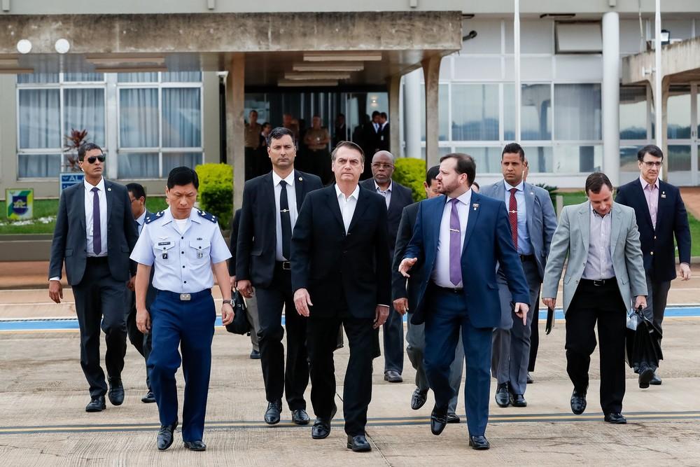 Base de Alcântara no MA será um dos temas da reunião entre Bolsonaro e Trump