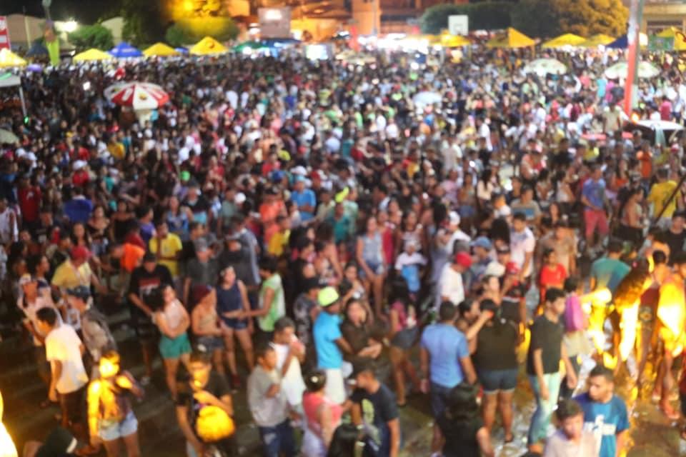Prefeitura contabiliza saldo positivo no encerramento do Carnaval da Chapada