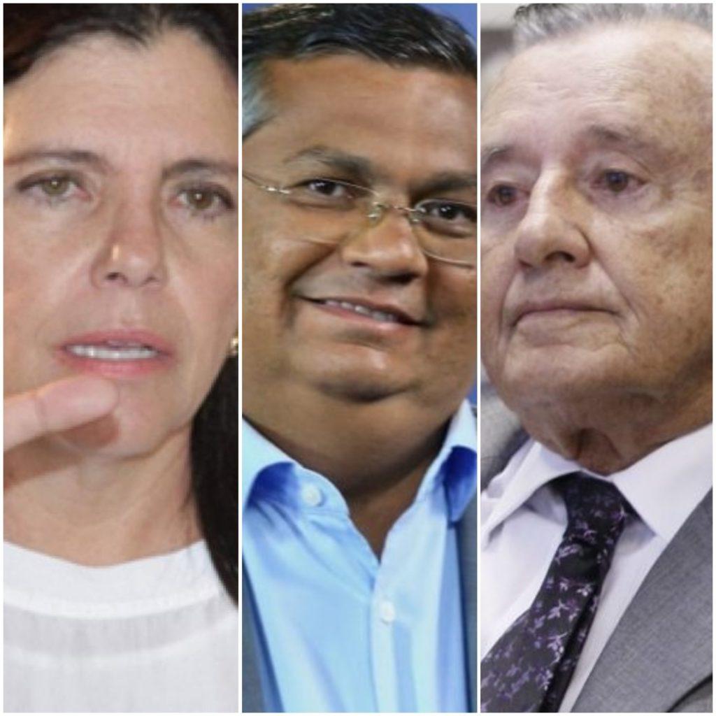 Flávio Dino suspende aposentadorias de Roseana, Zé Reinaldo e João Alberto