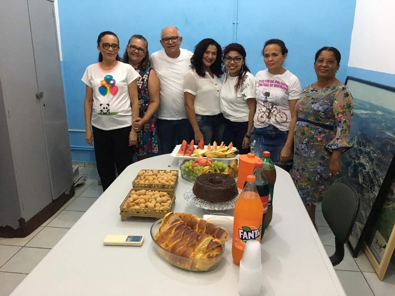 Jorge Oliveira presta homenagens para as mulheres pelo Dia 8 de Março