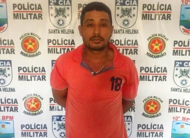 Suspeito de estuprar menina com deficiência é preso no Maranhão