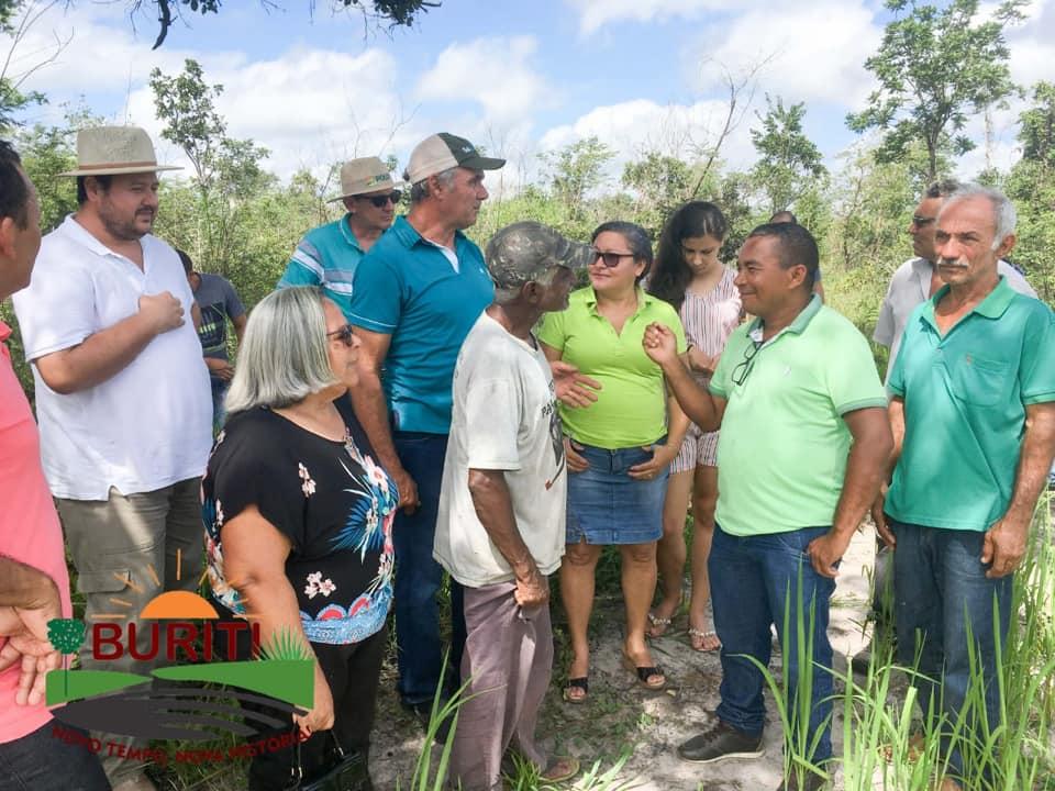 Secretário de Agricultura de Afonso Cunha conhece experiência de projeto desenvolvido em Buriti