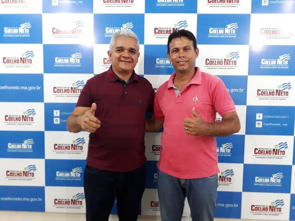 Mudança na Secretaria de Esporte de Coelho Neto mostra que problema do governo não está nas pessoas…