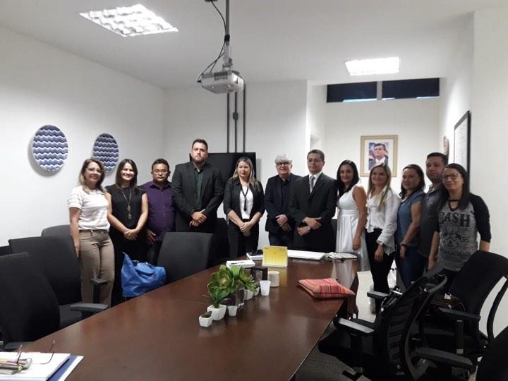 CIR Caxias se reúne com secretário de Saúde do Estado