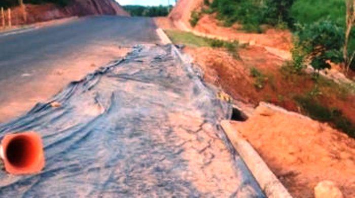 Governo Flávio Dino e as estradas caindo aos pedaços…