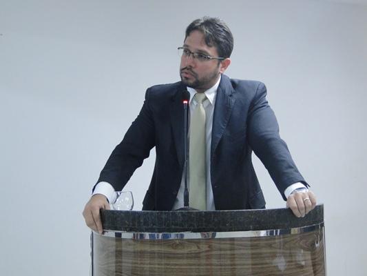 Presidente Marcos Tourinho presta contas de participação na Marcha de Vereadores em Brasília- DF
