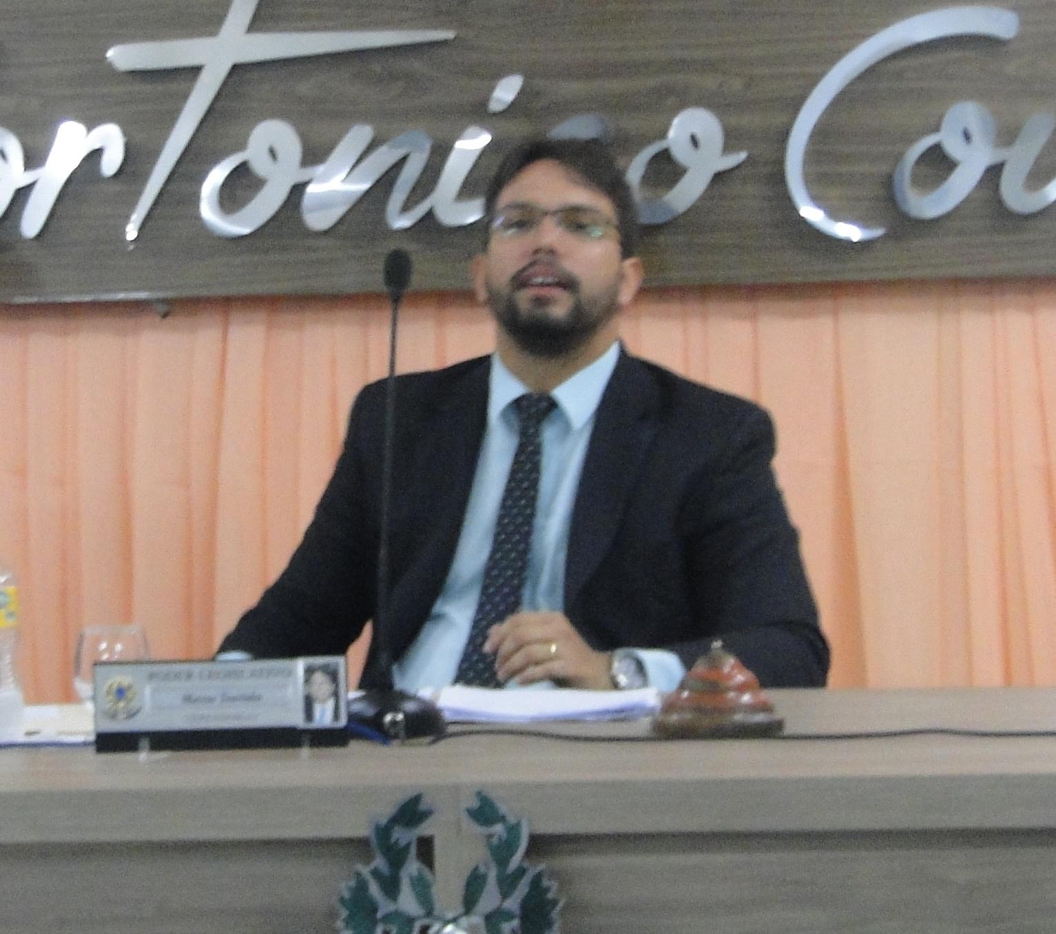 Ataques a Marcos Tourinho tem nome, sobrenome e endereço….