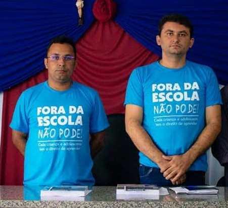 Secretário de Educação desmonta discurso oposicionista sobre reajuste para professores em Afonso Cunha