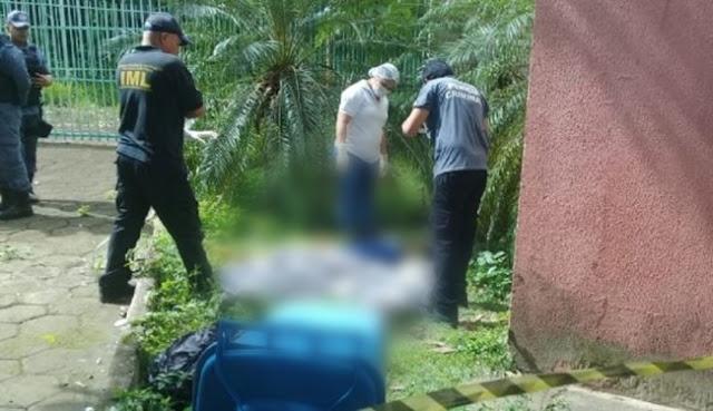 Corpo de mulher é encontrado ao lado da TV Ufma em São Luís