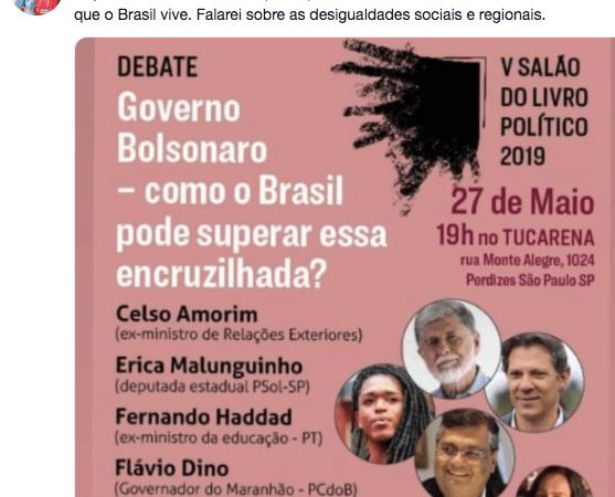 Flávio Dino não quer mais governar…