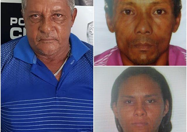 Idoso é preso acusado de estuprar três crianças no MA; pais recebiam dinheiro do estuprador