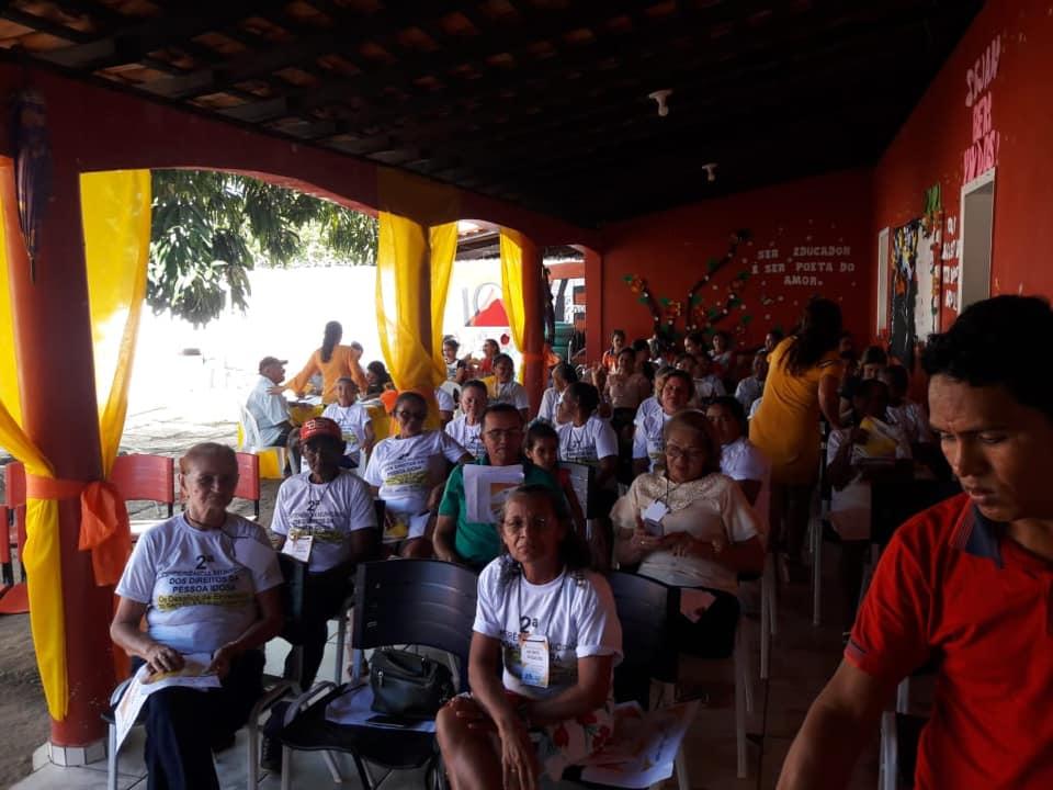 Prefeitura de Afonso Cunha realiza Conferência do Idoso